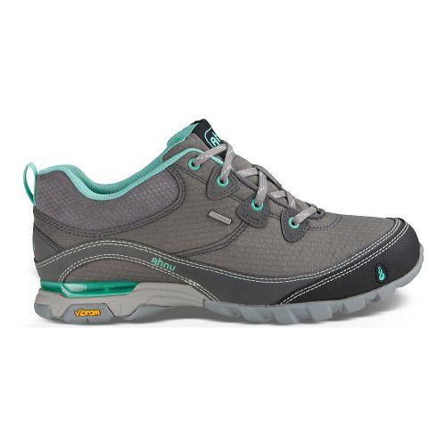 Womens Ahnu Sugarpine Hiking Shoe - New Dark Grey 9.5