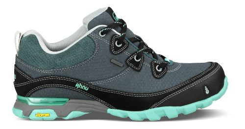 Womens Ahnu Sugarpine Hiking Shoe - Dark Slate 7.5