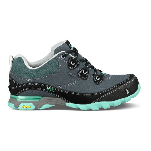 Womens Ahnu Sugarpine Hiking Shoe - Dark Slate 10