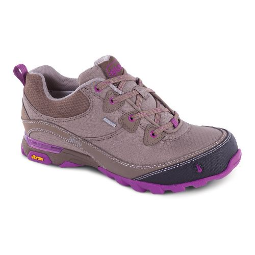 Womens Ahnu Sugarpine Hiking Shoe - Alder Bark 10.5