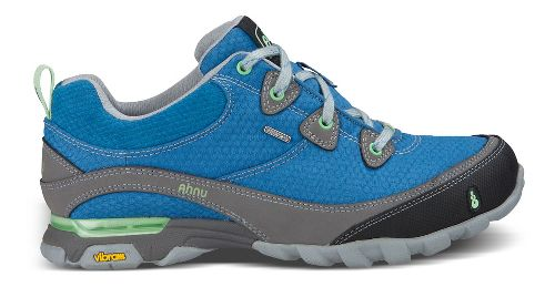 Womens Ahnu Sugarpine Hiking Shoe - Blue Star 10.5