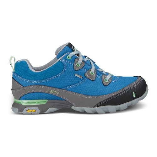 Womens Ahnu Sugarpine Hiking Shoe - Blue Star 7.5