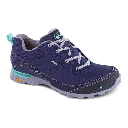 Womens Ahnu Sugarpine Hiking Shoe - Majestic Blue 5