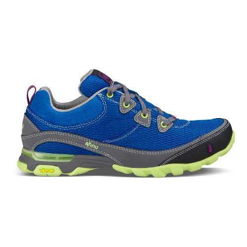 Womens Ahnu Sugarpine Air Mesh Hiking Shoe - Tahoe 7