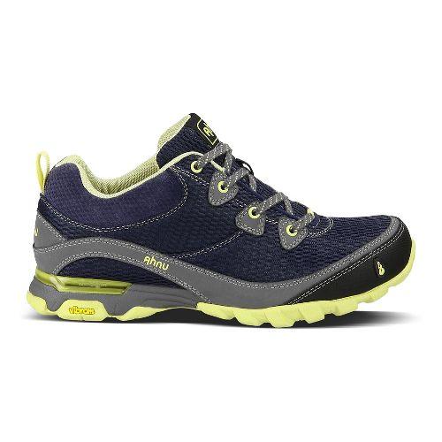 Womens Ahnu Sugarpine Air Mesh Hiking Shoe - Astral Aura 10