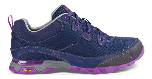 Womens Ahnu Sugarpine Air Mesh Hiking Shoe - Majestic Blue 9