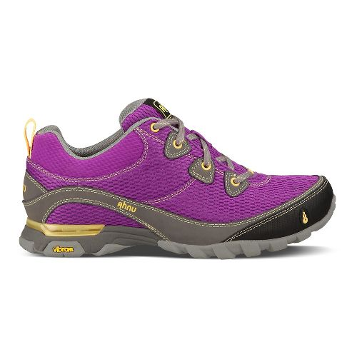 Womens Ahnu Sugarpine Air Mesh Hiking Shoe - Dahlia 10.5