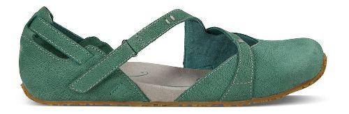 Womens Ahnu Tullia Casual Shoe - Dusty Teal 10