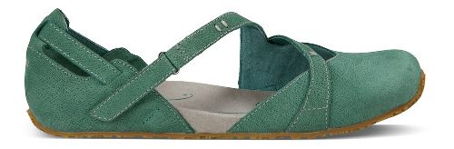 Womens Ahnu Tullia Casual Shoe - Dusty Teal 6.5