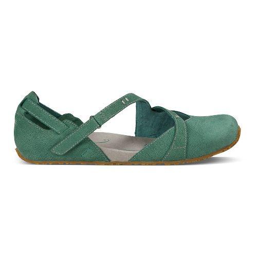 Womens Ahnu Tullia Casual Shoe - Dusty Teal 9
