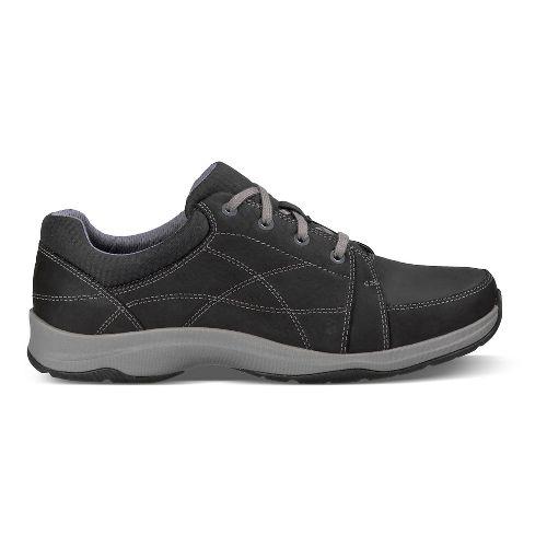 Womens Ahnu Taraval Walking Shoe - Black 5