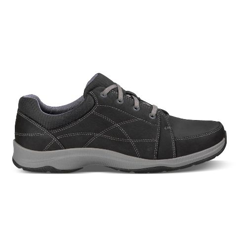 Womens Ahnu Taraval Walking Shoe - Black 5.5