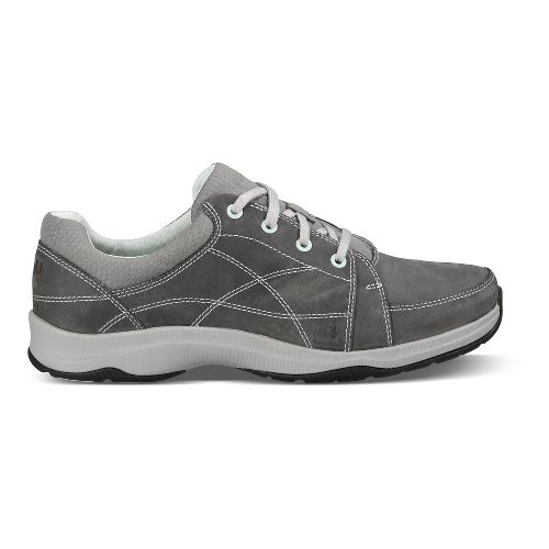 Womens Ahnu Taraval Walking Shoe - Charcoal Grey 5