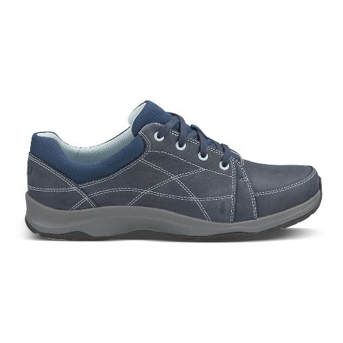 Womens Ahnu Taraval Walking Shoe - Dress Blue 9