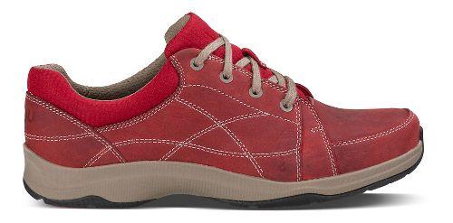 Womens Ahnu Taraval Walking Shoe - Daredevil 10