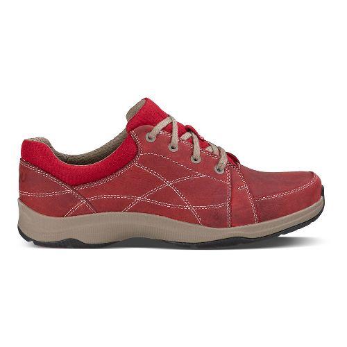 Womens Ahnu Taraval Walking Shoe - Daredevil 10.5
