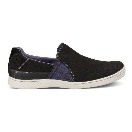 Womens Ahnu Precita Casual Shoe - Black 8