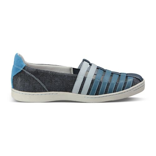 Womens Ahnu North Point Casual Shoe - Blue Spell 8.5