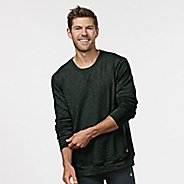 Mens Road Runner Sports Every Day Crew Neck Long Sleeve Sweater Technical Tops