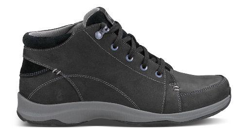 Womens Ahnu Fairfax Casual Shoe - Black 8.5