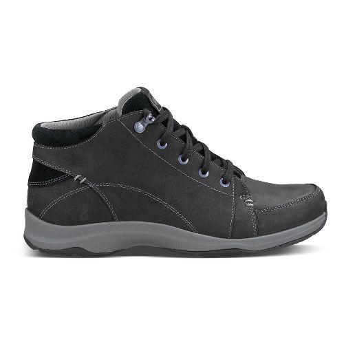 Womens Ahnu Fairfax Casual Shoe - Black 7.5