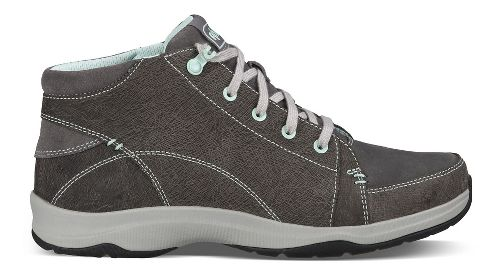 Womens Ahnu Fairfax Casual Shoe - Charcoal Grey 7