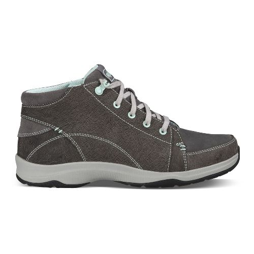 Womens Ahnu Fairfax Casual Shoe - Charcoal Grey 5.5