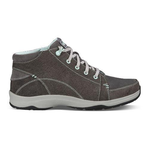 Womens Ahnu Fairfax Casual Shoe - Charcoal Grey 7