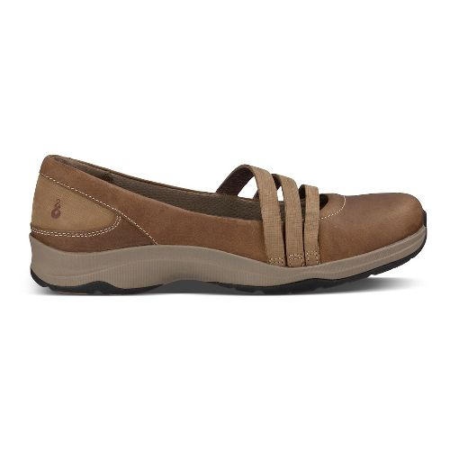 Womens Ahnu Merritt Casual Shoe - Sahara 6.5
