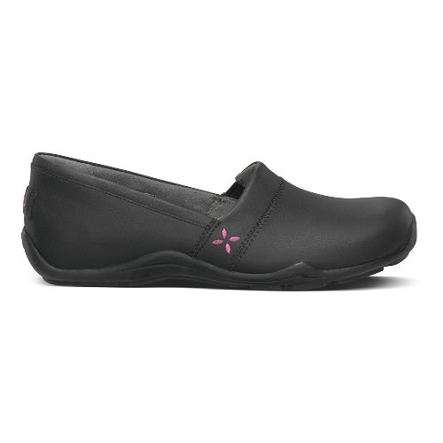 Womens Ahnu Jackie Pro Casual Shoe - Black 9.5