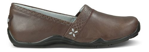 Womens Ahnu Jackie Pro Casual Shoe - Coffee Bean 6.5