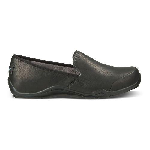 Womens Ahnu Penny Pro Casual Shoe - Black 10.5