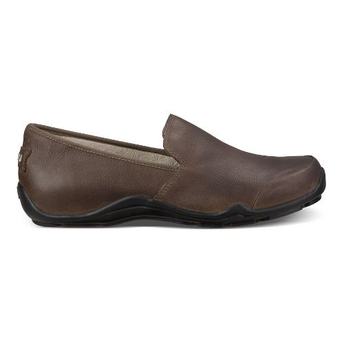 Womens Ahnu Penny Pro Casual Shoe - Walnut 10