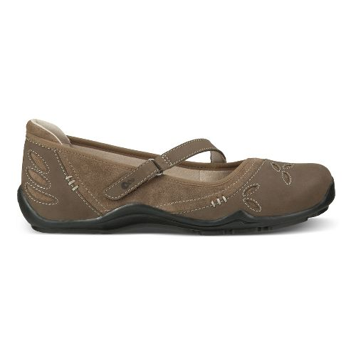 Womens Ahnu Gracie Pro Casual Shoe - Chocolate Chip 6