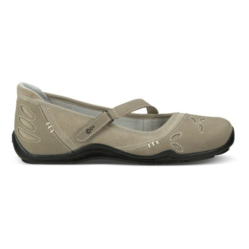 Womens Ahnu Gracie Pro Casual Shoe - Silver Sage 8.5