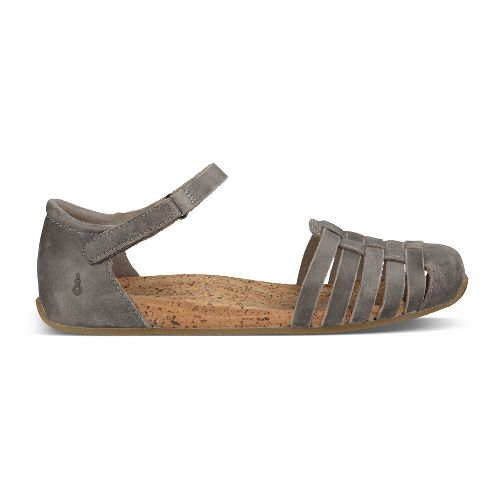 Womens Ahnu Malini Sandals Shoe - Mesa Taupe 9.5