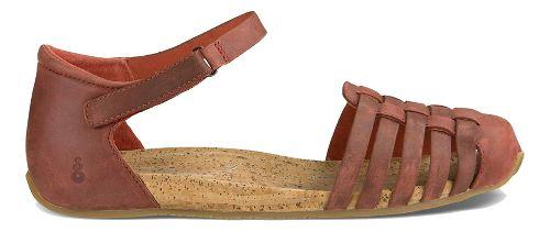 Womens Ahnu Malini Sandals Shoe - Oak 9