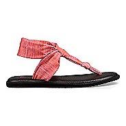 Womens Sanuk Yoga Sling Ella Prints Sandals Shoe
