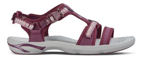 Womens Ahnu Moonstone Sandals Shoe - Lace Dark Plum 6