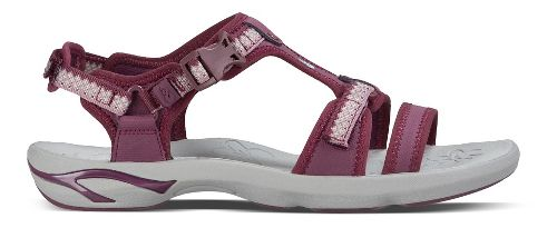 Womens Ahnu Moonstone Sandals Shoe - Lace Dark Plum 8