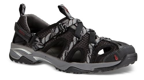 Womens Ahnu Tilden V Sandals Shoe - Black/Black 6