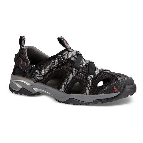 Womens Ahnu Tilden V Sandals Shoe - Black/Black 10.5