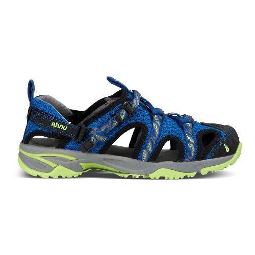 Womens Ahnu Tilden V Sandals Shoe - Leaf Tahoe 6