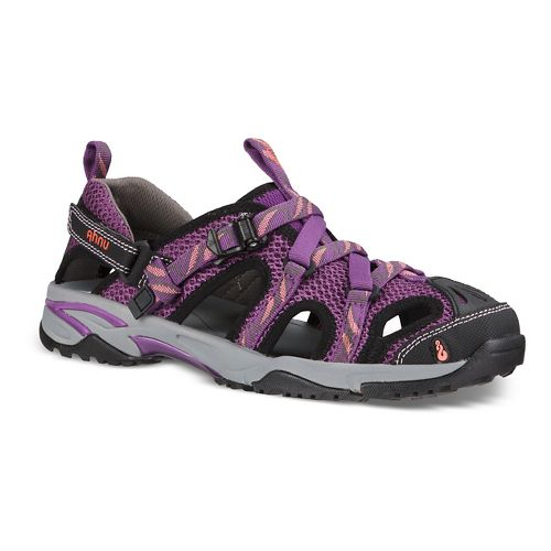 Womens Ahnu Tilden V Sandals Shoe - Bright Plum 10