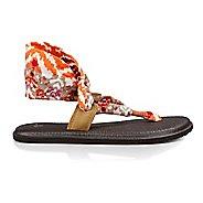 Womens Sanuk Yoga Slinglet Prints Sandals Shoe