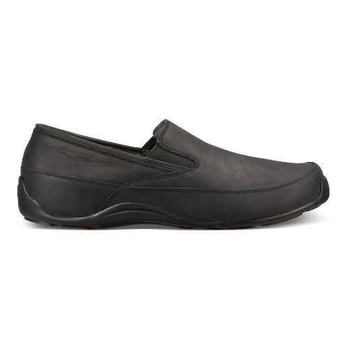 Mens Ahnu Jack Pro Casual Shoe - Black 7.5