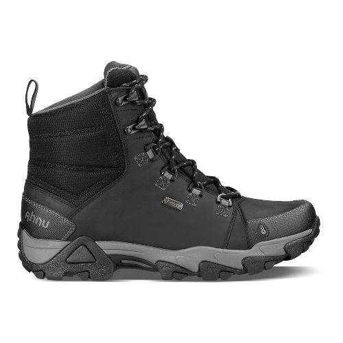 Mens Ahnu Coburn Boot Hiking Shoe - Black 14