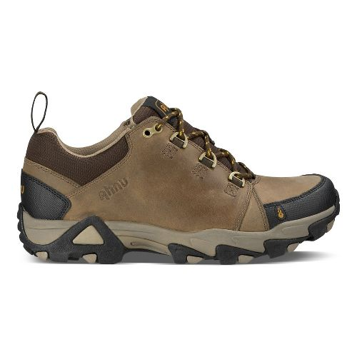Mens Ahnu Coburn Low Hiking Shoe - Sahara 7