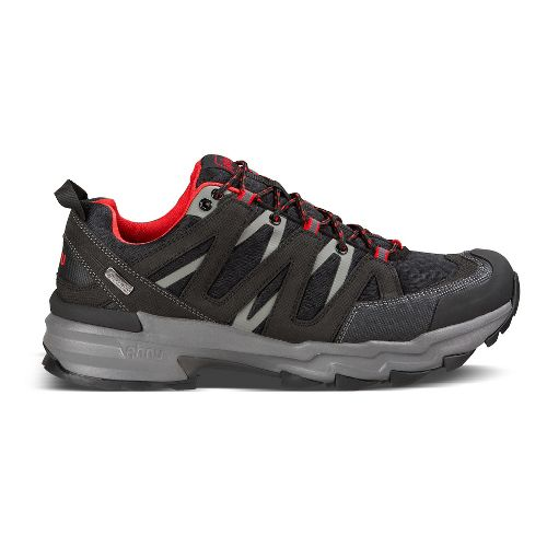 Mens Ahnu Ridgecrest Hiking Shoe - Black 13