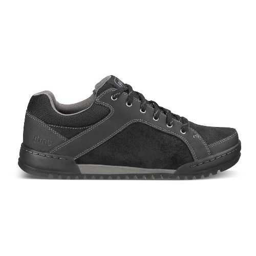 Mens Ahnu BalBOA Casual Shoe - New Black 8.5